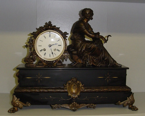 A Clock Repair Store Clock, watch, music box repair and sales Tel